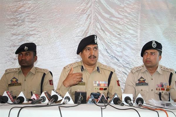 3 JeM militants responsible for attack on police post arrested: Police