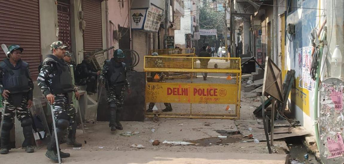 Delhi violence toll 42 as hit areas limp back to normality