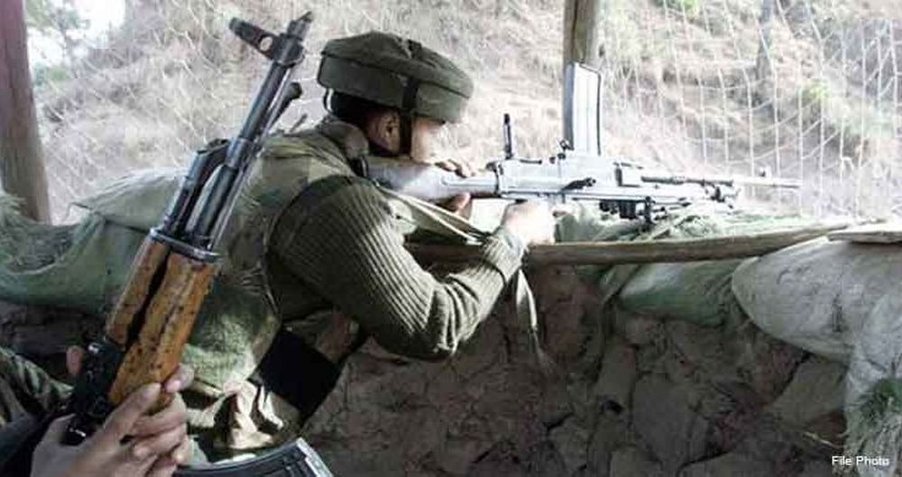 Ceasefire violation in Poonch, civilian injured