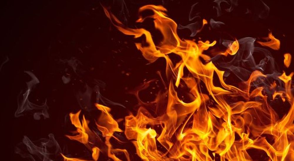 Five shops gutted in midnight blaze in Ramban