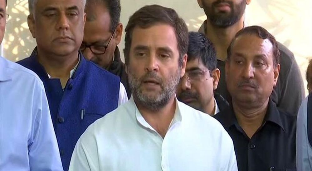 Rahul Gandhi takes out tractor rally in Wayanad in solidarity with agitating farmers