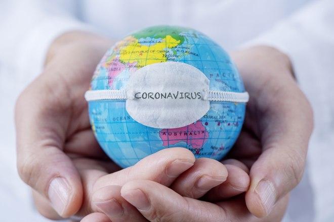 Covid-19 and crumbling globalization
