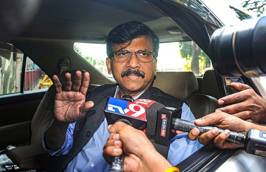 'Namaste Trump' event behind Covid-19 spread In Gujarat: Sanjay Raut
