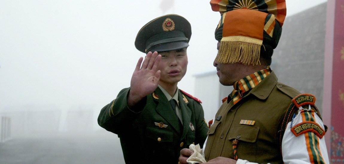 INDIA- CHINA BORDER CRISIS