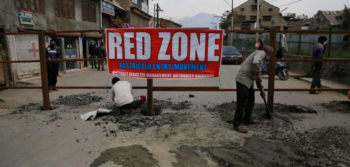 Covid-19: Kashmir's unfolding disaster