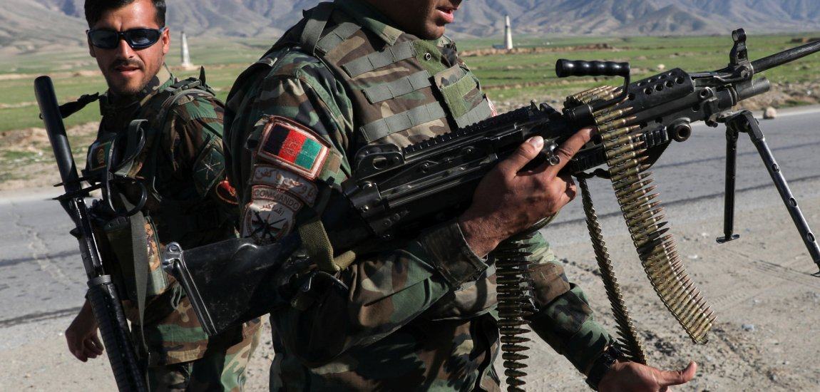 2 Afghan military helicopters collide, 9 soldiers killed