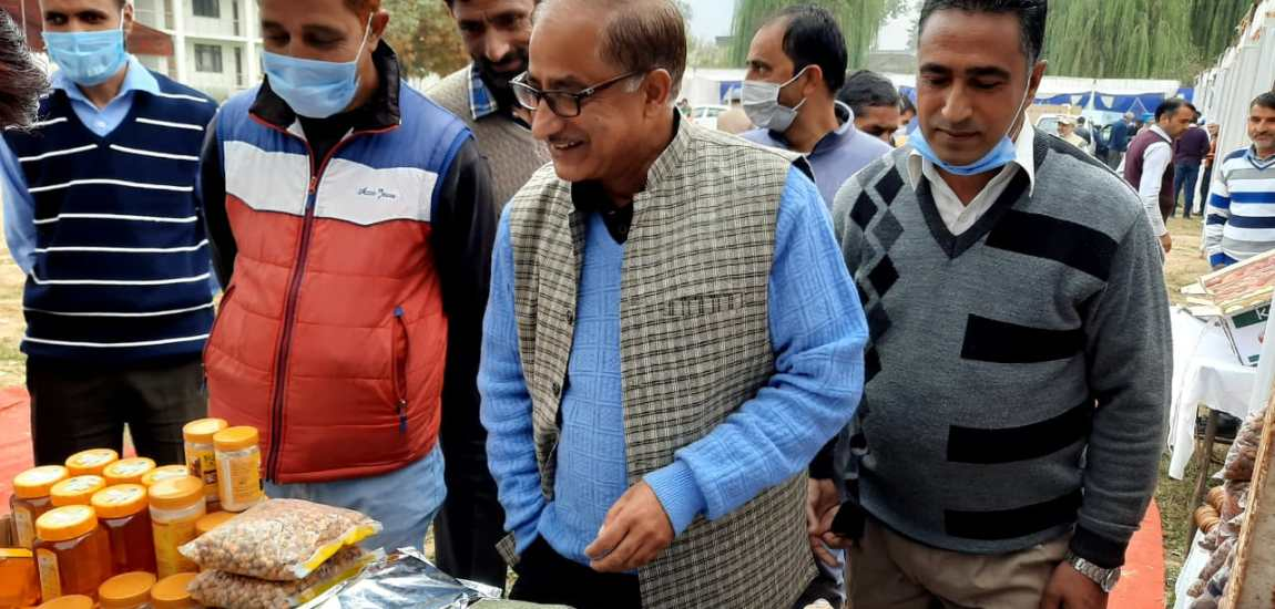 3rd Buyer-Seller meet conducted successfully: Dir Horti Kashmir