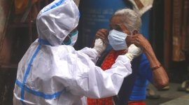 India records 60,753 fresh COVID-19 cases, 1674 deaths