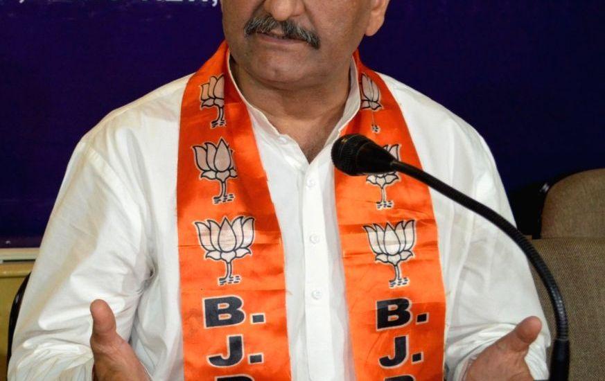 BJP seeks de-recognition of PDP over 'anti-national' remarks
