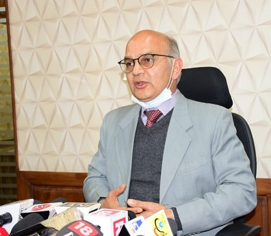 J&K all set for 2nd phase of DDC elections: SEC Sharma