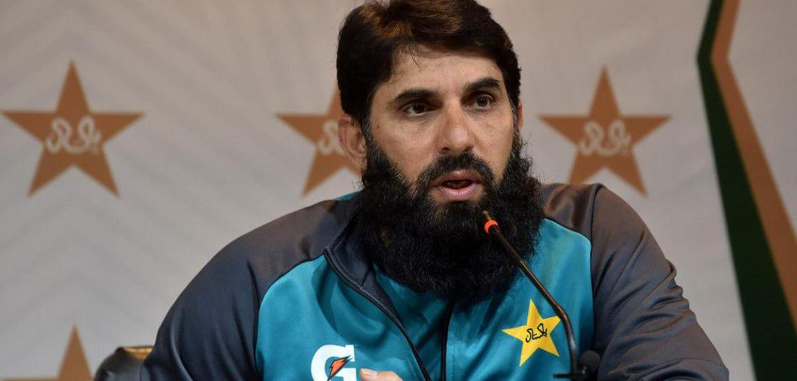 Misbah reflects upon Pakistan's poor show against New Zealand