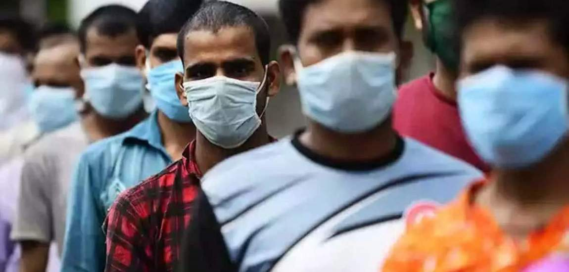 India records 28,326 new Covid infections; 260 fatalities