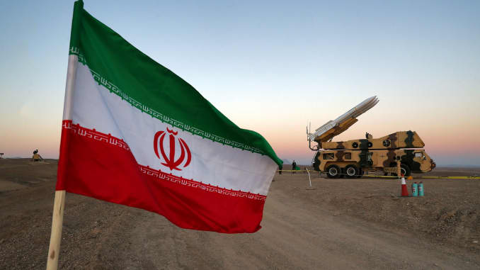 Iran says it has arrested spies for Israel, other nations