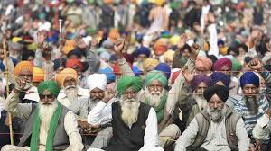 Farmers in Punjab, Haryana 'gherao' FCI offices