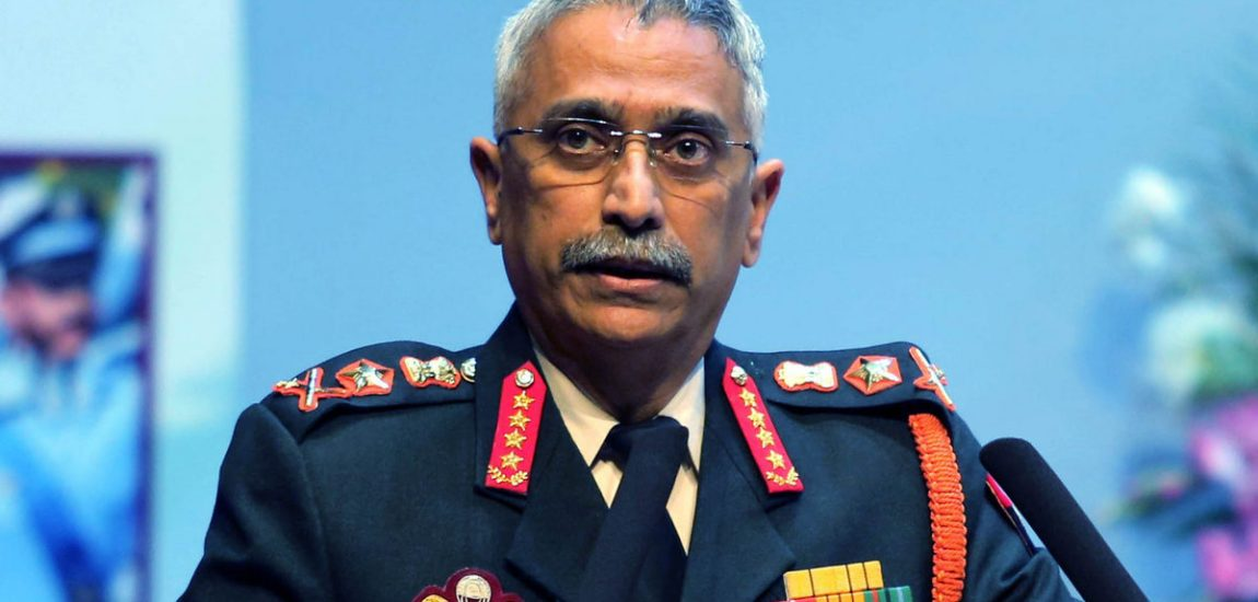 Army chief reviews security situation along LoC during visit to Jammu region