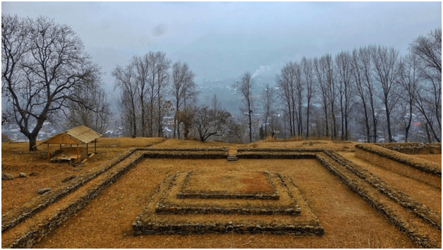 Greeks in Kashmir