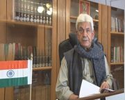 Social service is the real prayer and worship: LG Manoj Sinha