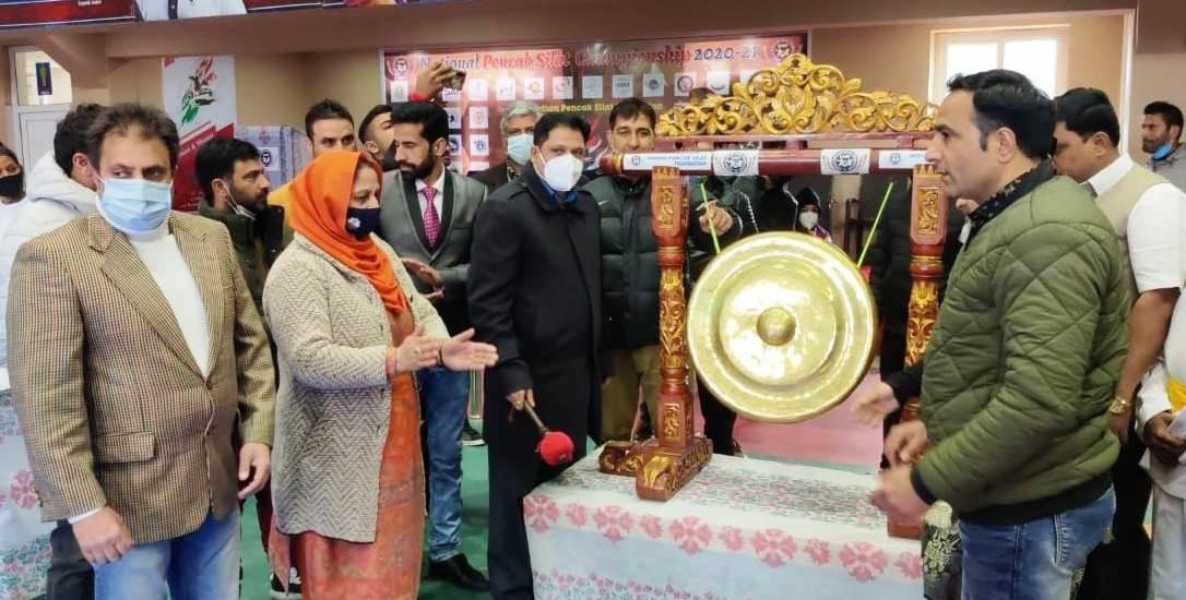 9th National Pencak Silat championship inaugurated at ISC Srinagar