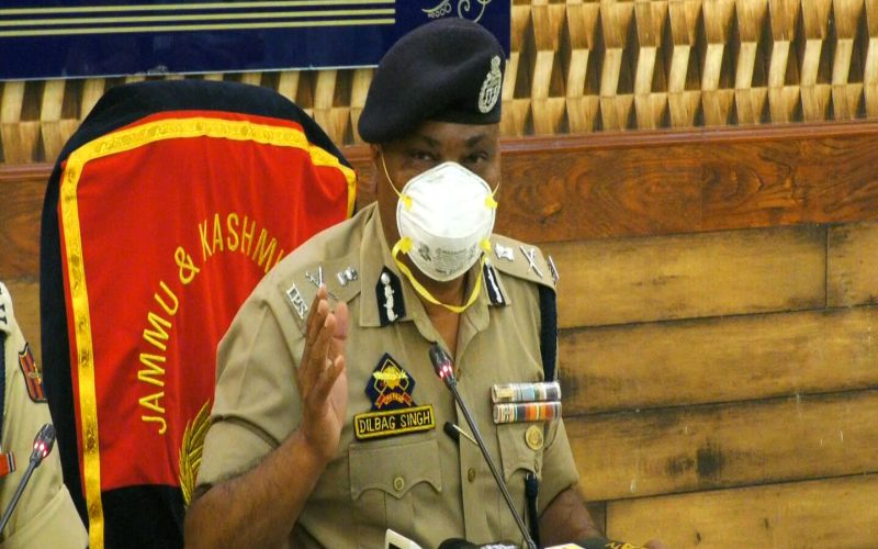 12 militants killed in past 72 hours; AGuH outfit 'fully eliminated': DGP