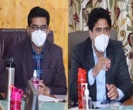Mission Youth to establish BPO, Youth Centre, Skills Institute at Pulwama: Shahid Choudhary