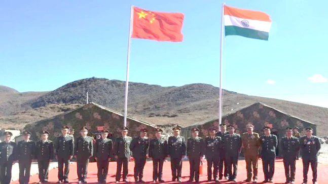 Chinese military says Indian should cherish 'current positive trend' of de-escalation in eastern Ladakh