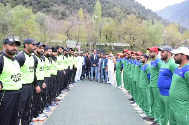 Karnah Premier League culminates, Kandi Galaxy Green emerges winner