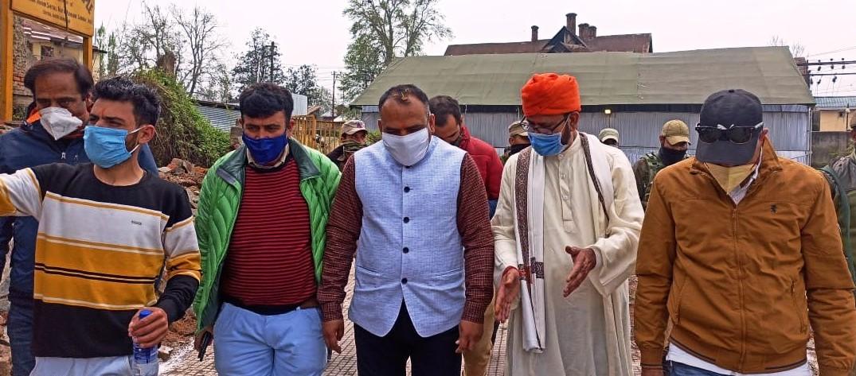 Div Com Kashmir extends Ramadan, Baisakhi, Navratra greetings to people