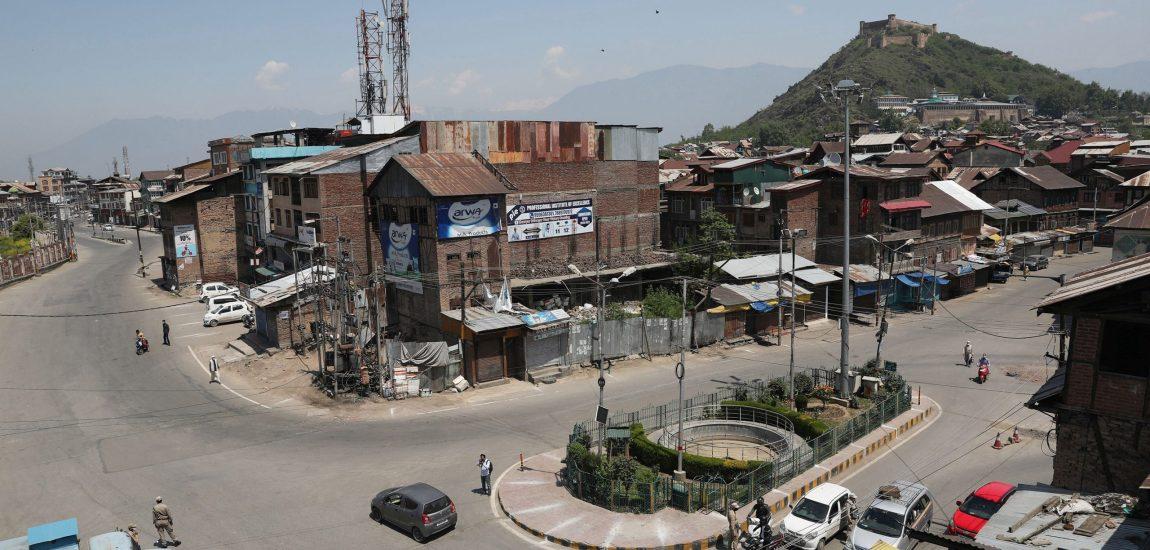 Shut markets, deserted roads mark first day of lockdown