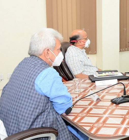 J&K to adopt global best practices in Water Resources Management, optimum dev of water infra: LG