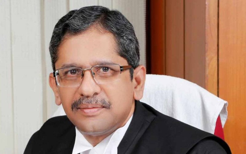 You have to shout with anger and demand 50 per cent reservation in judiciary: CJI to women lawyers