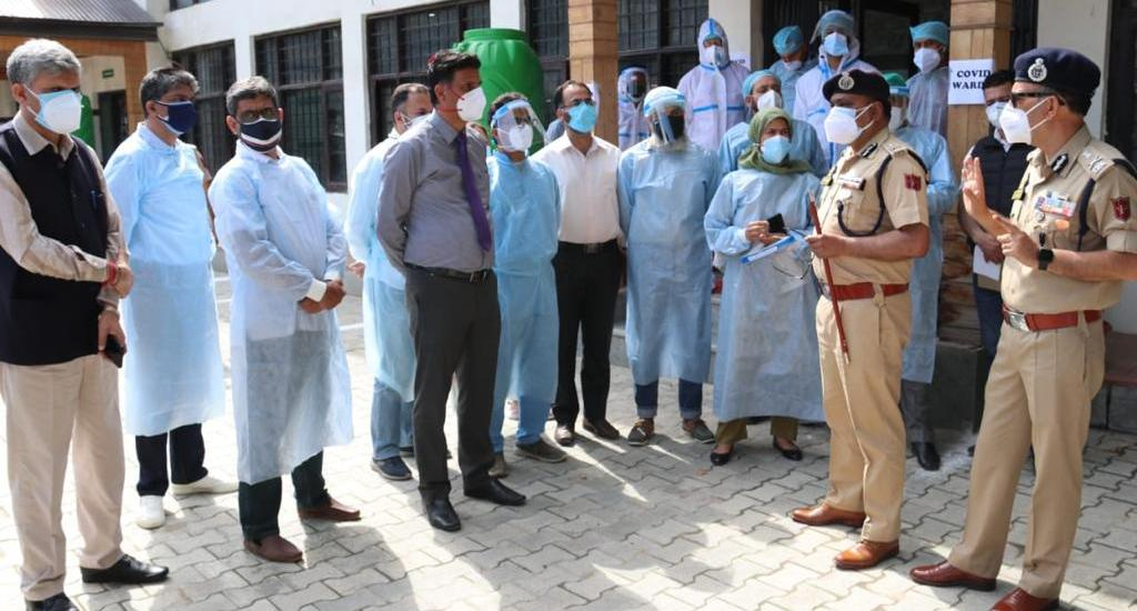 Utilize all possible resources in the fight against COVID-19: DGP directs officers