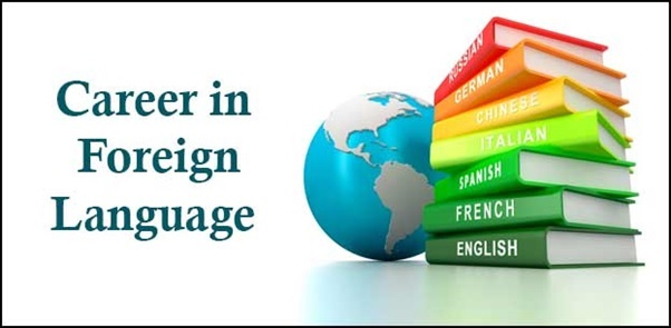 Career opportunities in Foreign Languages