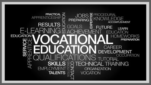 Vocational Education: Vehicle for Skill India