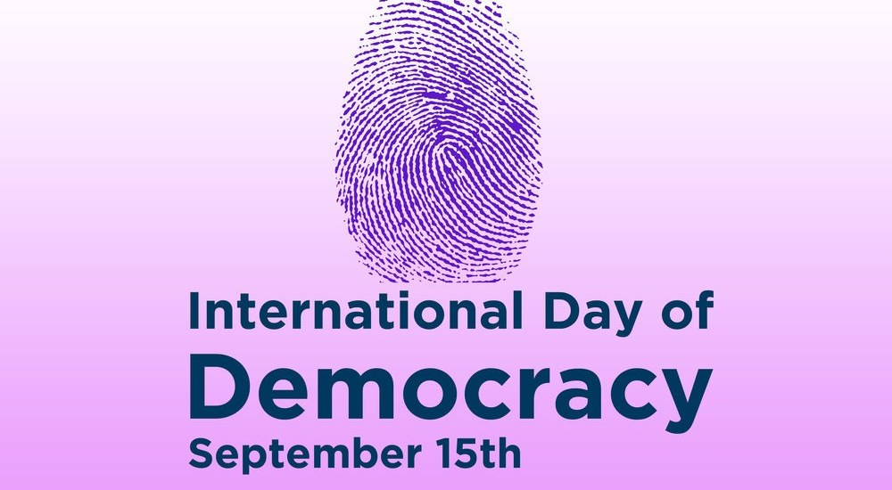 All about the International Day of Democracy