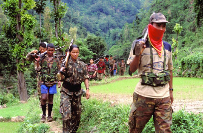 Woman Maoist cadre killed in encounter with forces