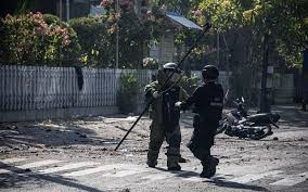 Nine killed in Church attack in Indonesia