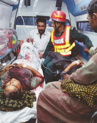 Woman, minor killed, 24 others injured in Indian shelling: Pakistan