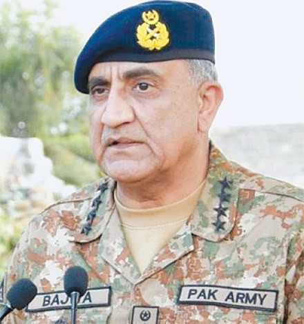 US reaches out to Pak Army chief for stability in Afghanistan