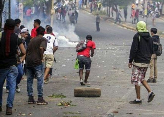 Nicaragua protests: Death toll rises to 212, says fights body | The Kashmir Press