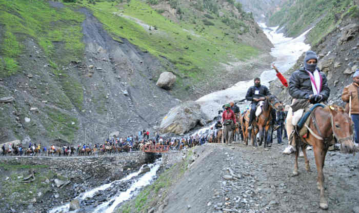 Three pilgrims die during Amarnath yatra