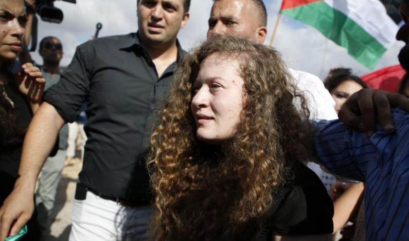 Palestinian protest icon Ahed Tamimi to continue resistance against Israel as lawyer