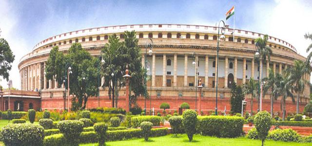 First session of 17th Lok Sabha begins, Members take oath