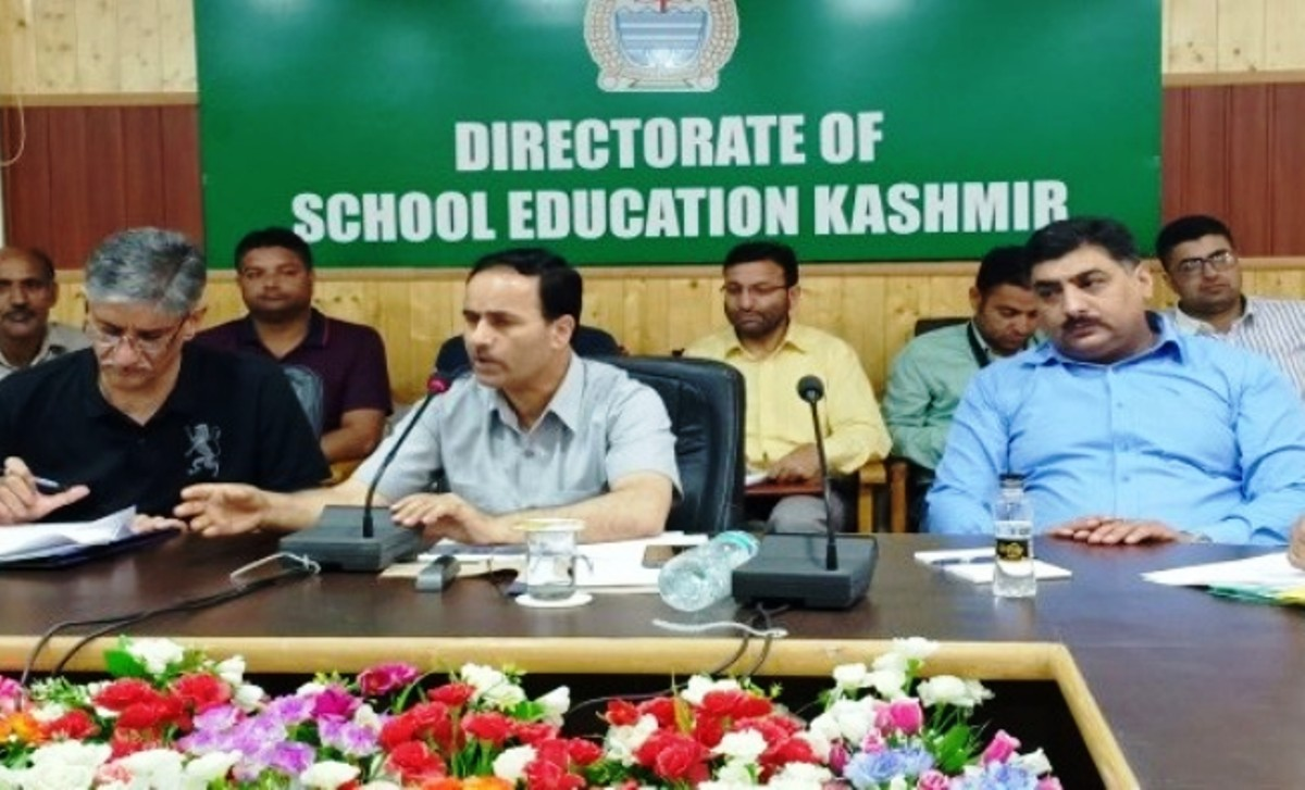Govt bans posting of teachers in Zonal Education Offices | The Kashmir Press