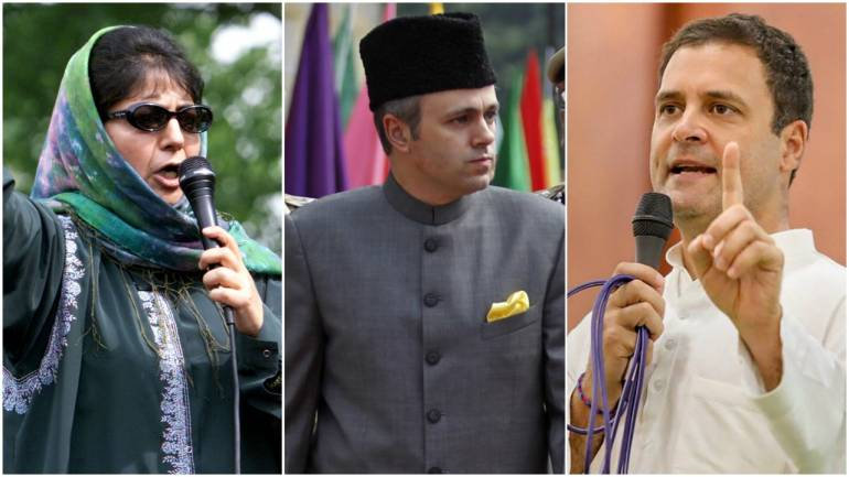 "Exclusive: Politics of existence brought NC, PDP and Congress together to form ""ruling"" grand alliance in Jammu and Kashmir"