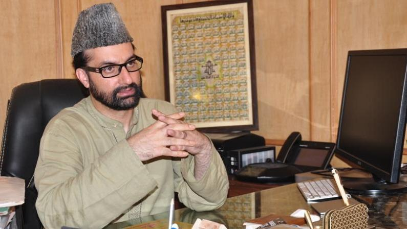 Hurriyat (M) felicitates newly elected body of Kashmir Press Club