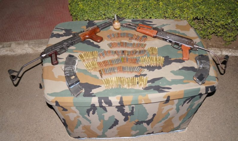 Huge cache of arms seized in Jammu and Kashmir's Kathua; major attack averted: Army