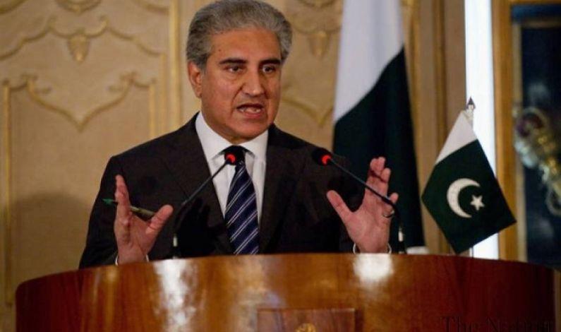 Pak FM Qureshi, US NSA discuss post-Pulwama attack regional developments