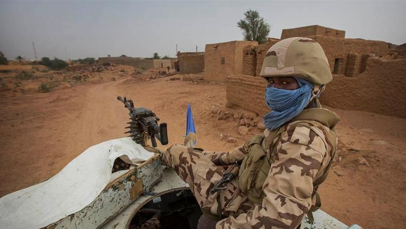 10 UN peacekeepers killed in attack on Mali's Aguelhoc camp