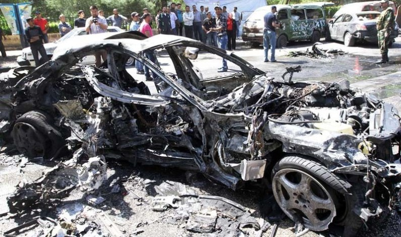 Car bomb hits Afghanistan's Ghazni province:4 killed, 10 injured