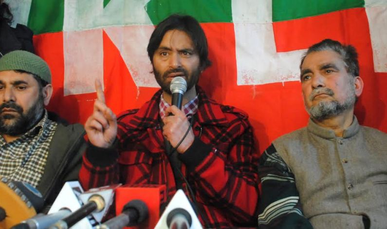 JKLF 'rejects' GoI's ban on party